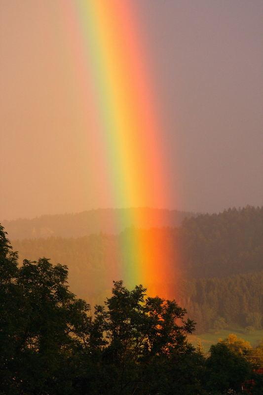 arcobaleno forte