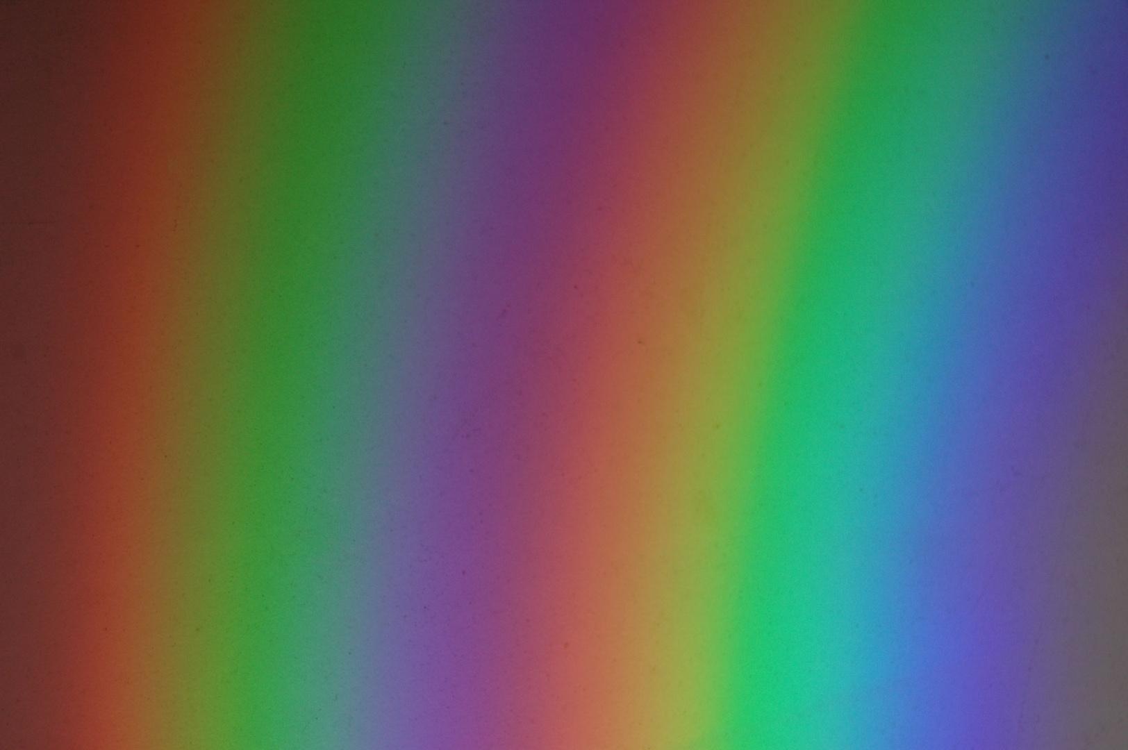 Arcoiris con luz