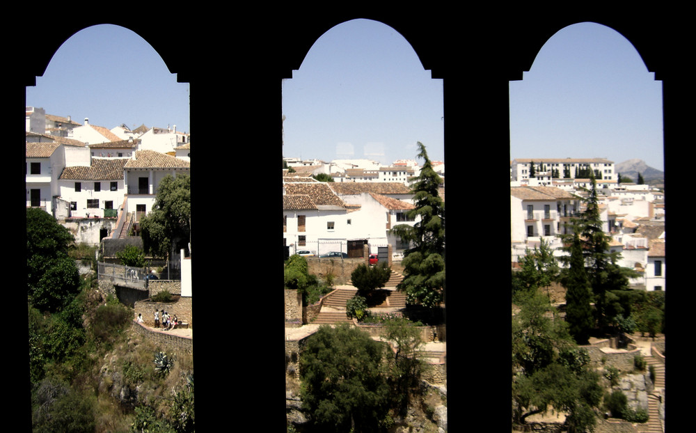 arcos de ciudad