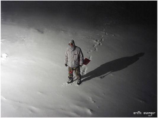 Arctic Avenger