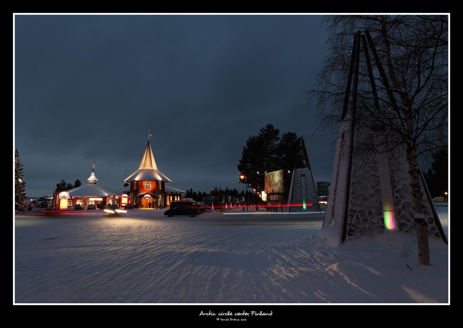 .:ARCTIC CIRCLE CENTER NAPAPIIRI:.