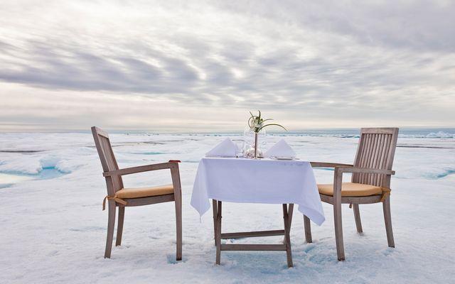 Arctic dinner