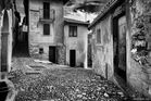 Arcumeggia, il paese dei pittori