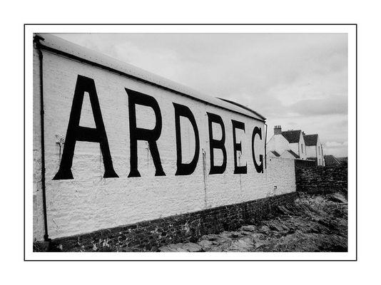 Ardbeg Distillery - Insel Islay