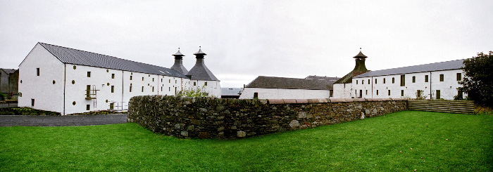 Ardbeg Distillery - Islay/Schottland