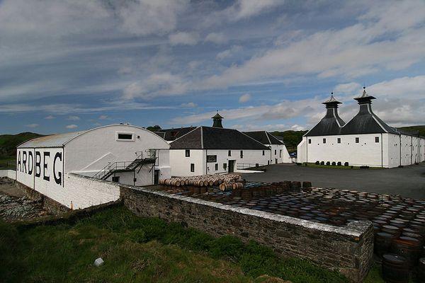 Ardbeg, Islay