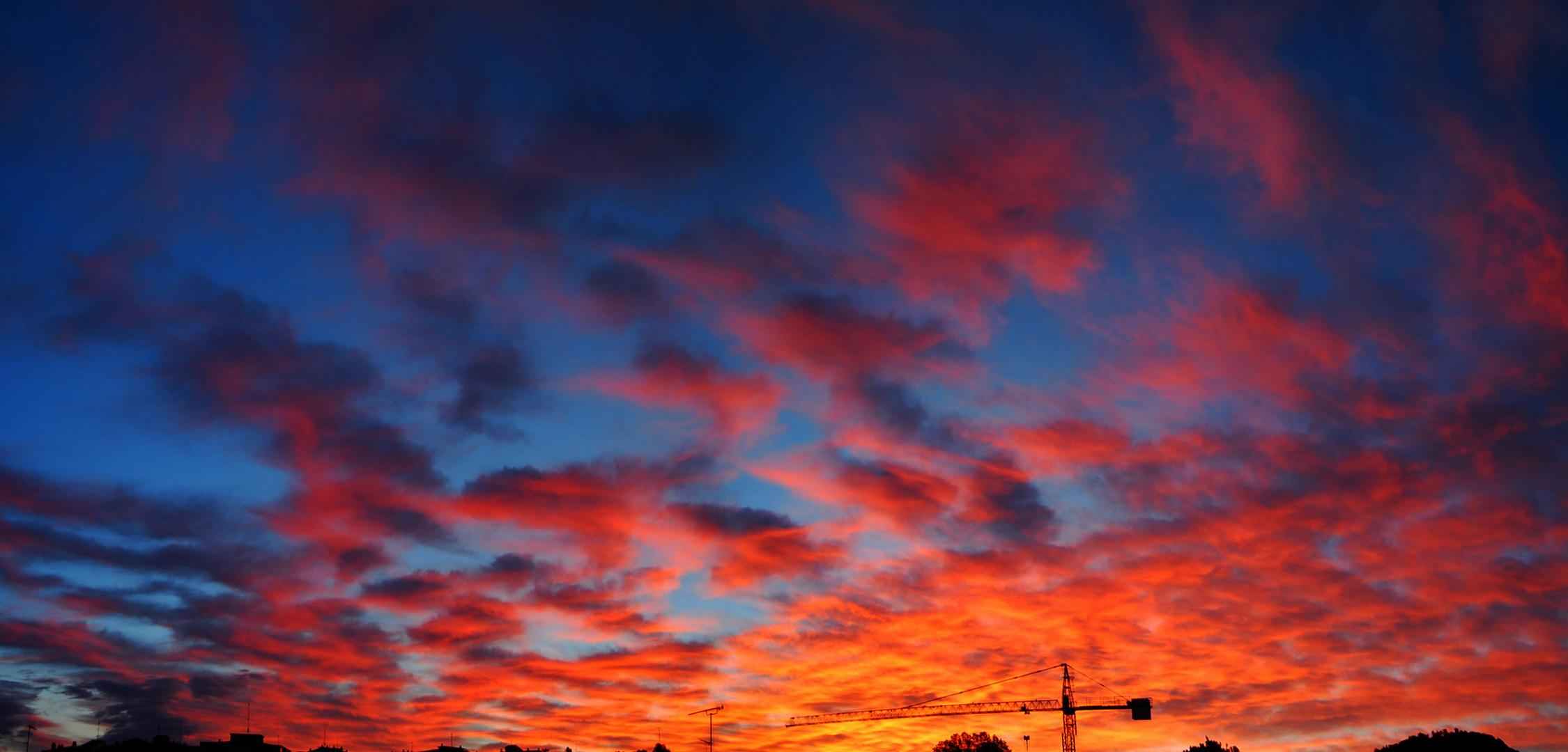 Arde el amanecer