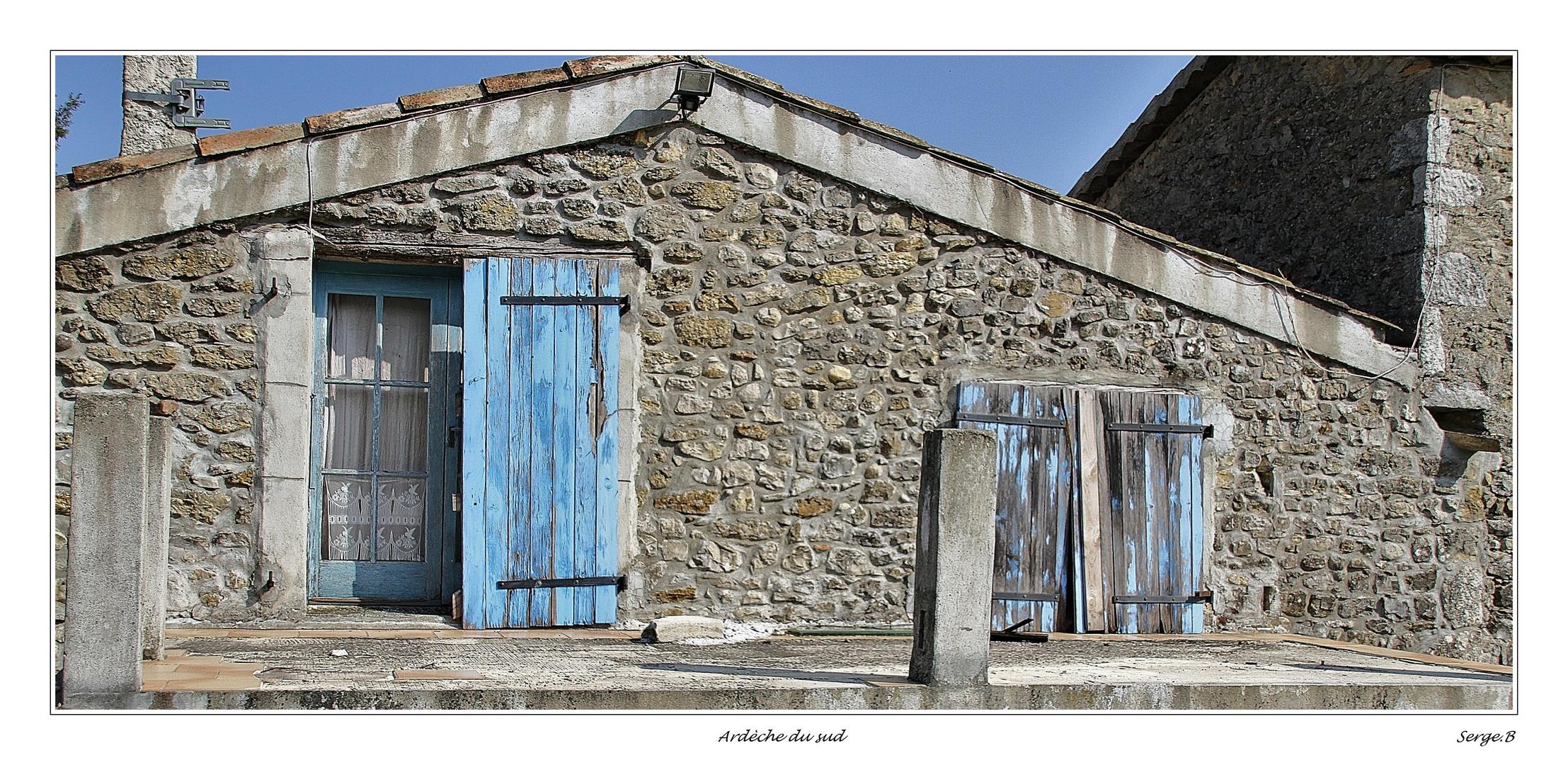 Ardèche du sud