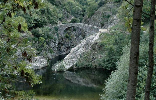 Ardeche, Pont de Diable