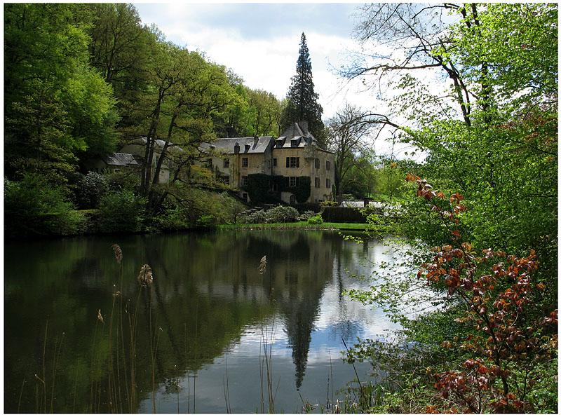 Ardennen Schloss