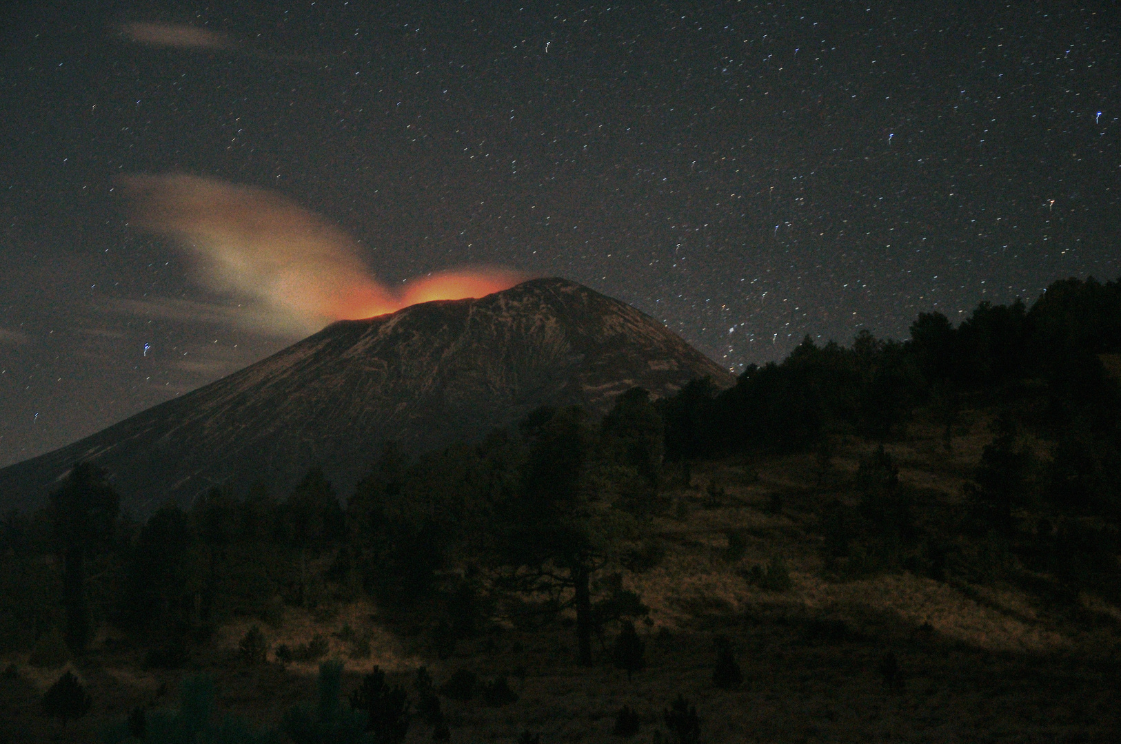 Ardiendo al cielo