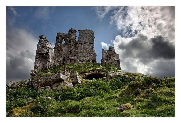 ... Ardvreck Castle ...