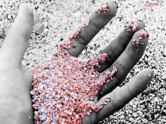 arena en mis manos