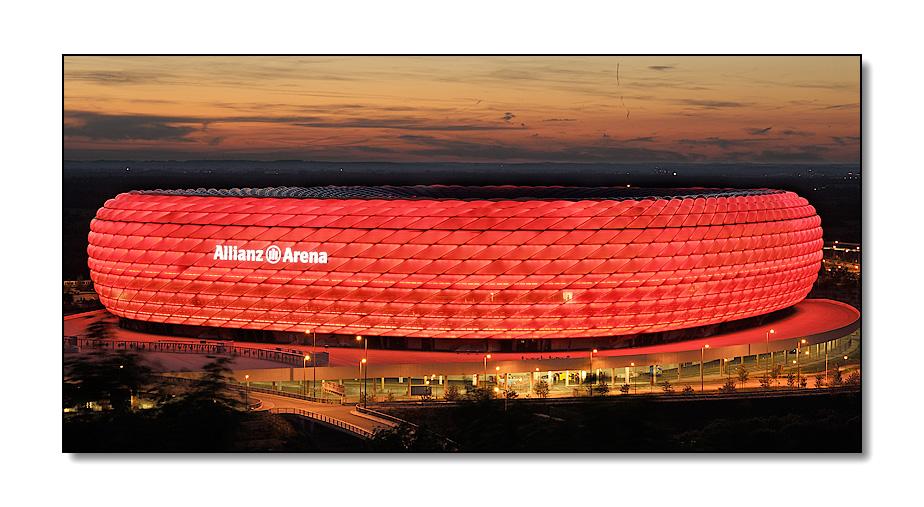 Arena in der falschen Farbe :)