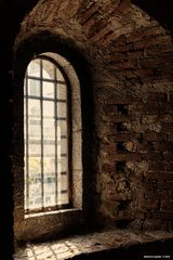 Arengario di Monza, finestra
