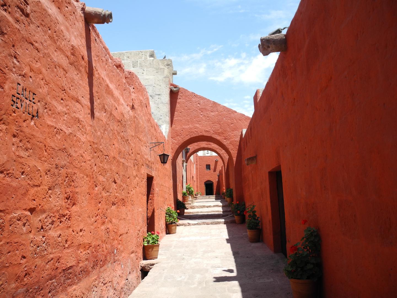Arequipa - Kloster Sta. Catalina