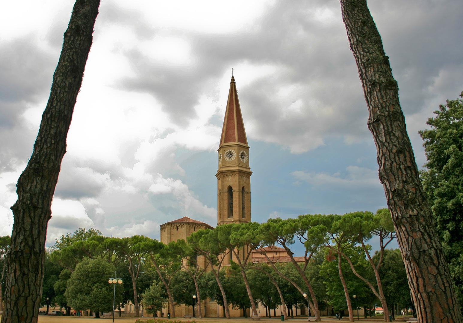 Arezzo's Cattedrale di S. Donato