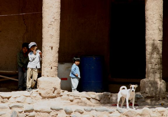 Argentine enfants