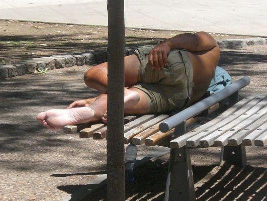 argentinien macht siesta