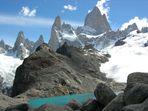 Argentinien - Traumhaftes Panorama am Fitz Roy