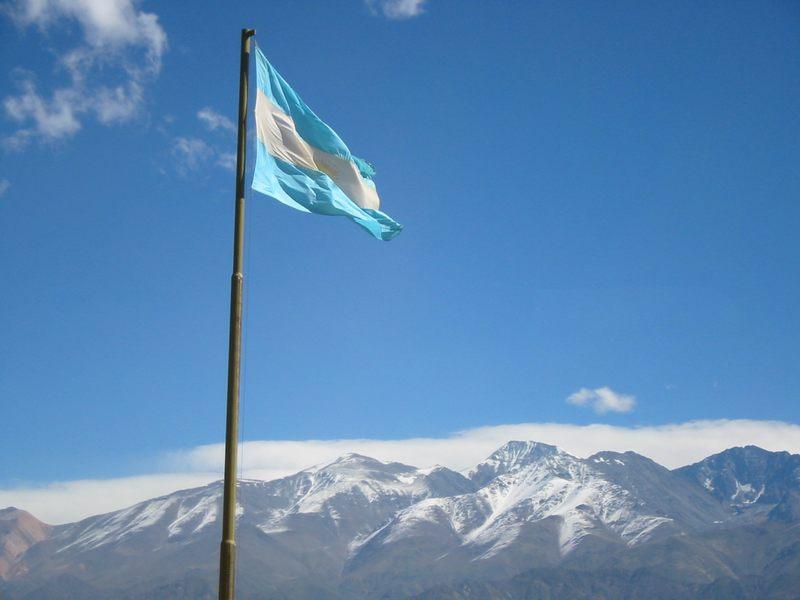 Argentinien und die Anden