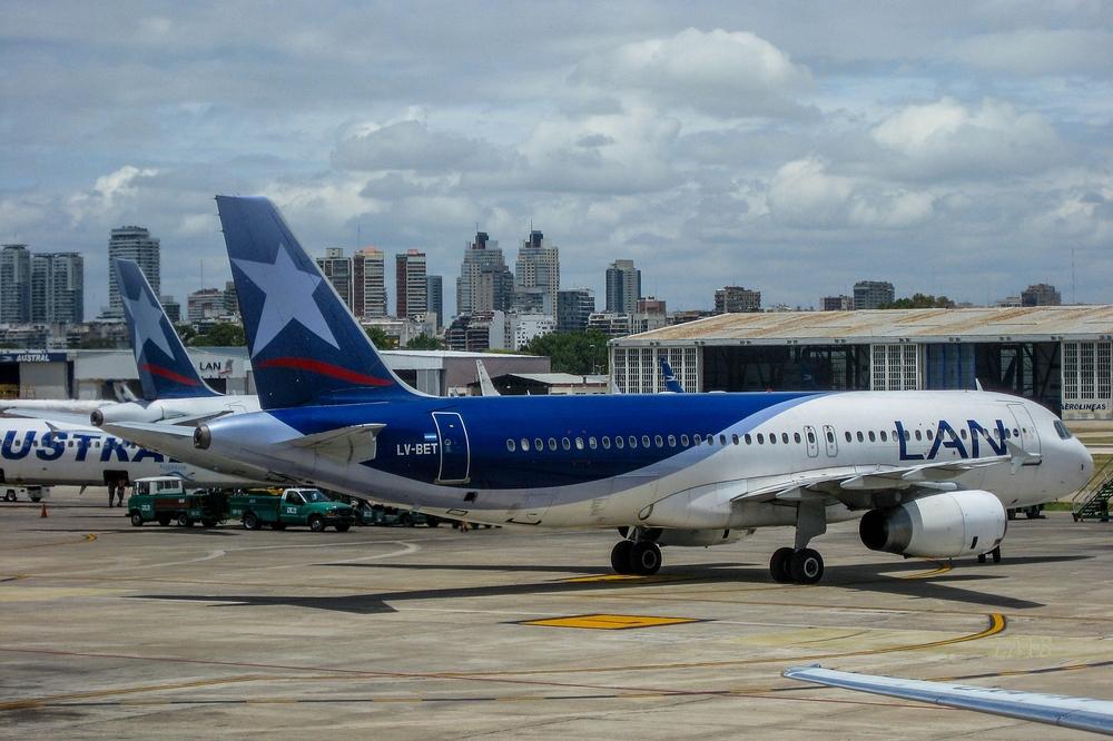 Argentiniens Stadtflughafen