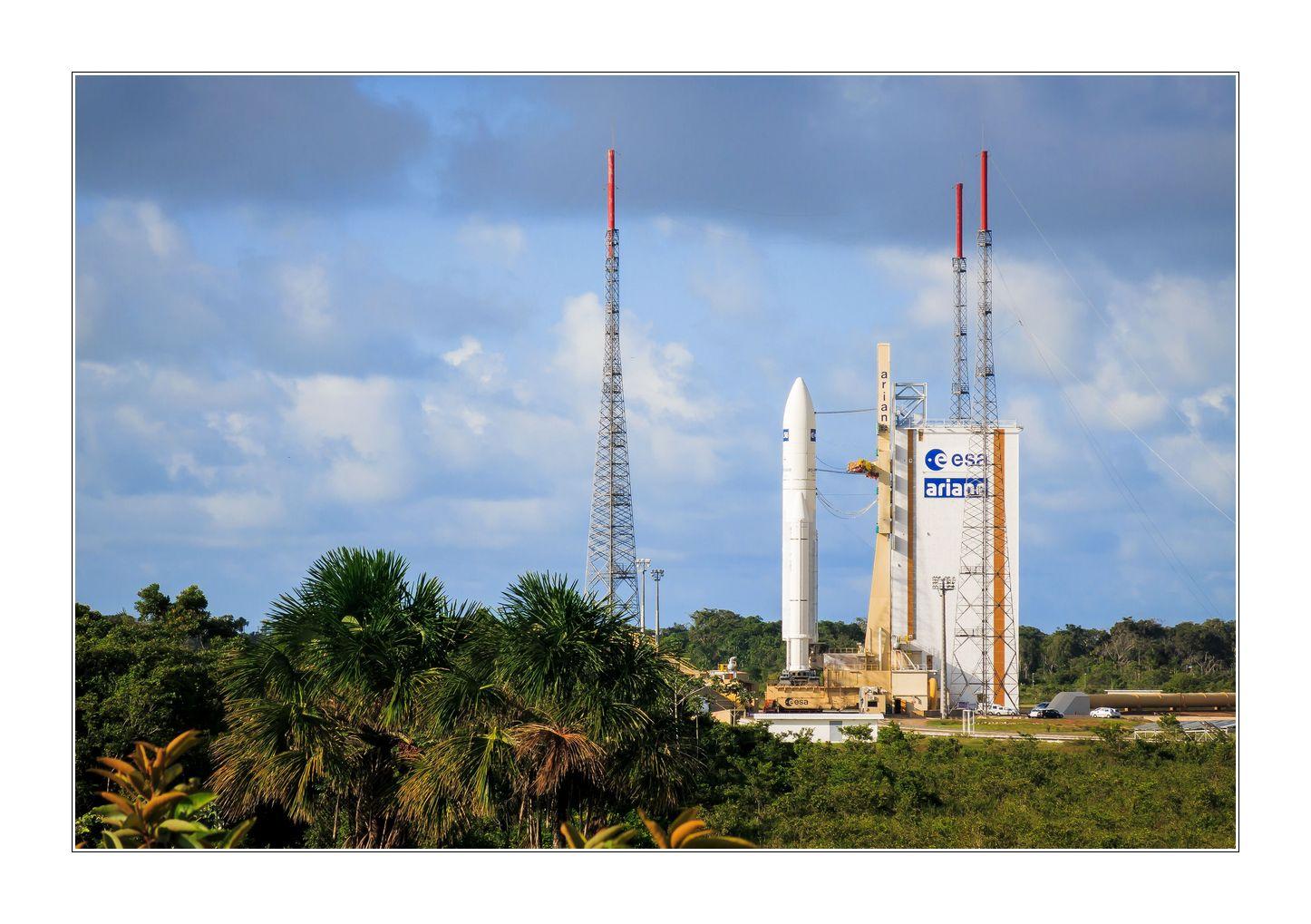 Ariane 5 - die Echte...