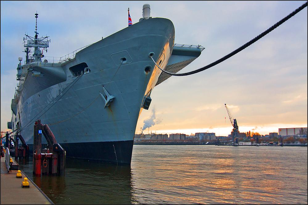 * Ark Royal