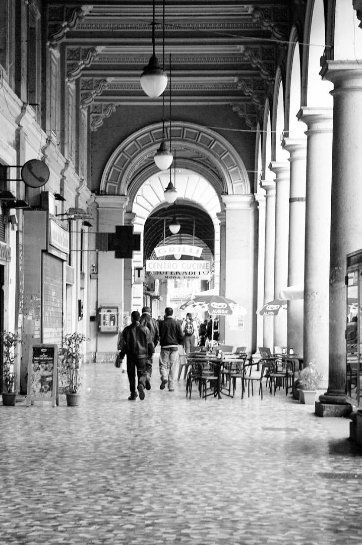 Arkade in Rom