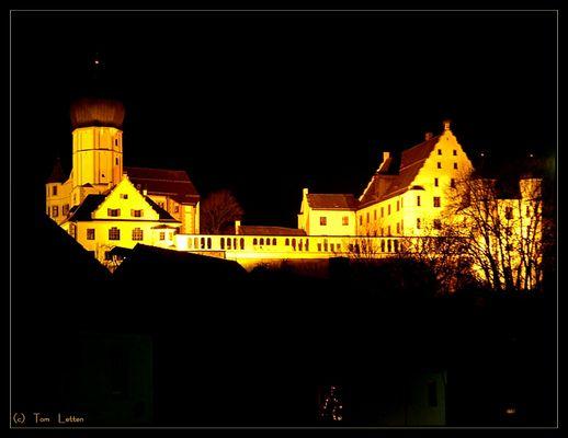 Arkaden am Schloss Illertissen