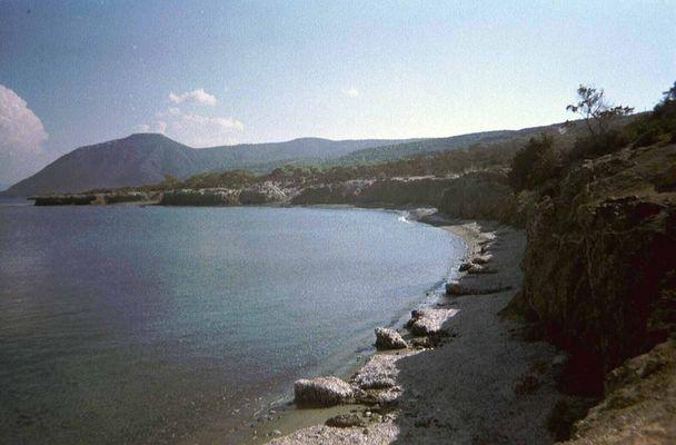 Arkamas Halbinsel in Zypern