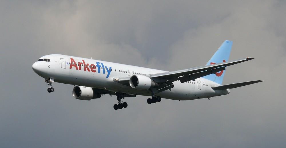 Arkefly, B767-383(ER)