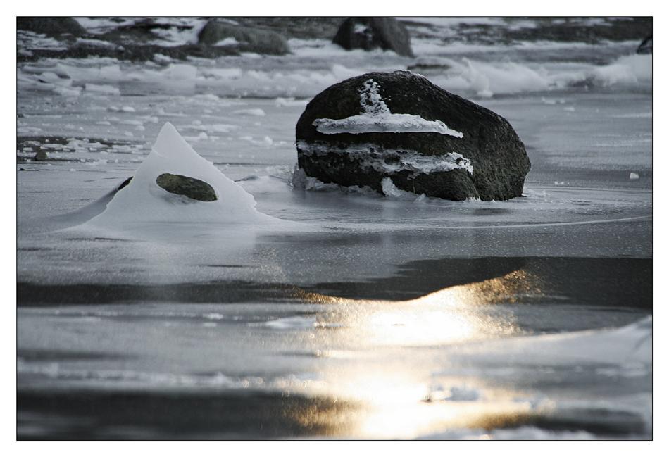 """""""arktische"""" Kälte"""