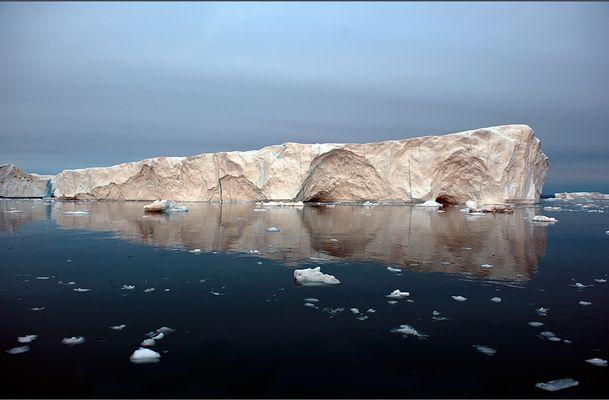 arktische stille