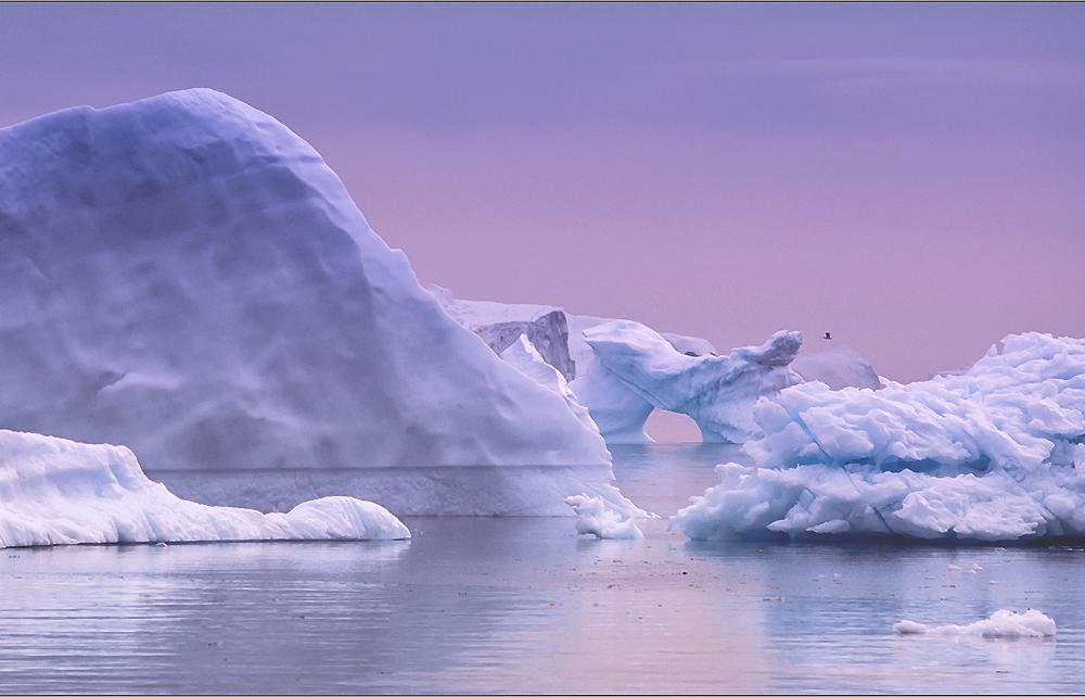 arktischer lichtzauber