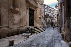 Arles, centro storico