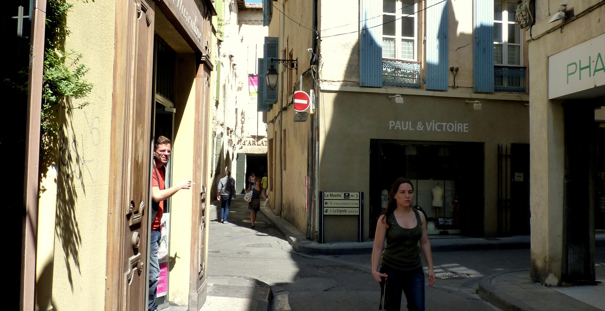 Arles en septembre / septiembre / im September...02