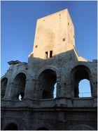 Arles, les arènes. 1