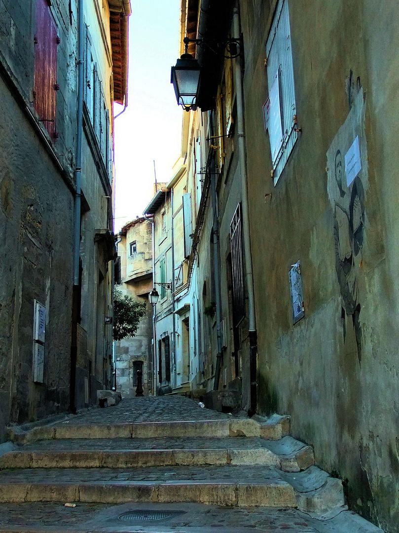 Arles, ruelle...