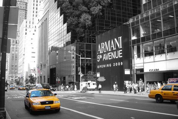 Armani 5th Avenue