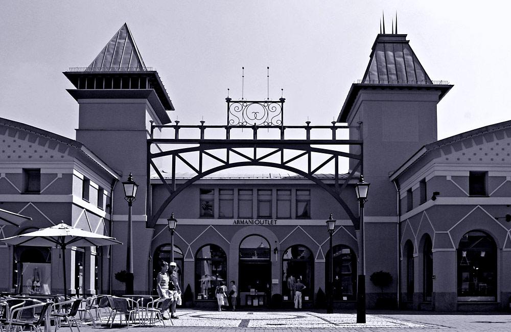 Armani in Bavaria