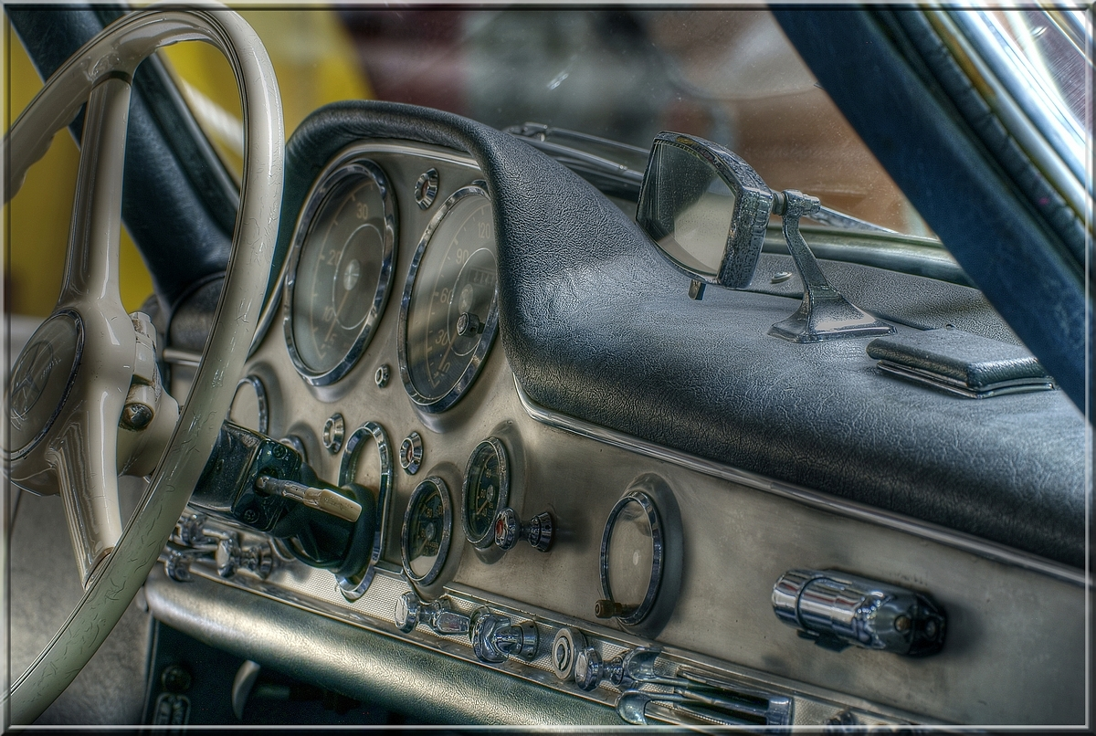 Armaturenbrett mercedes  Armaturenbrett Mercedes Foto & Bild | industrie und technik ...