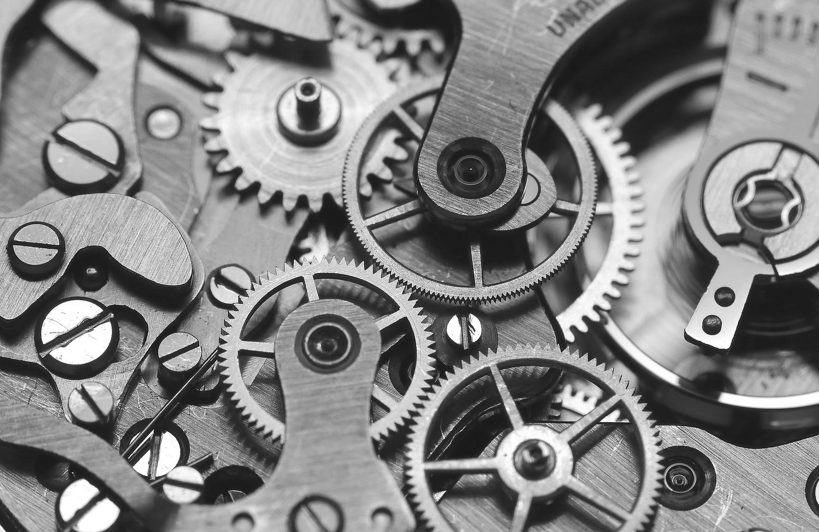 Armbanduhr-Chronograph