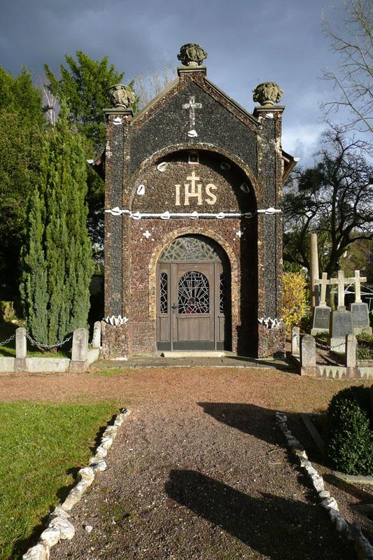 Arme-Seelen-Kapelle in den heiligen Orten zu Arenberg
