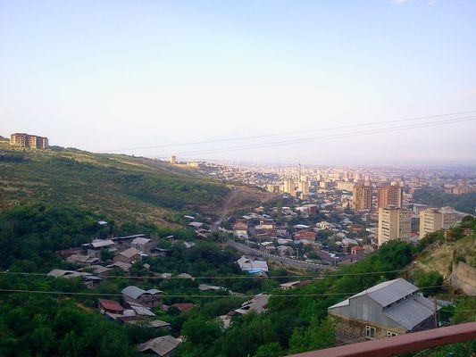 Armenienreise