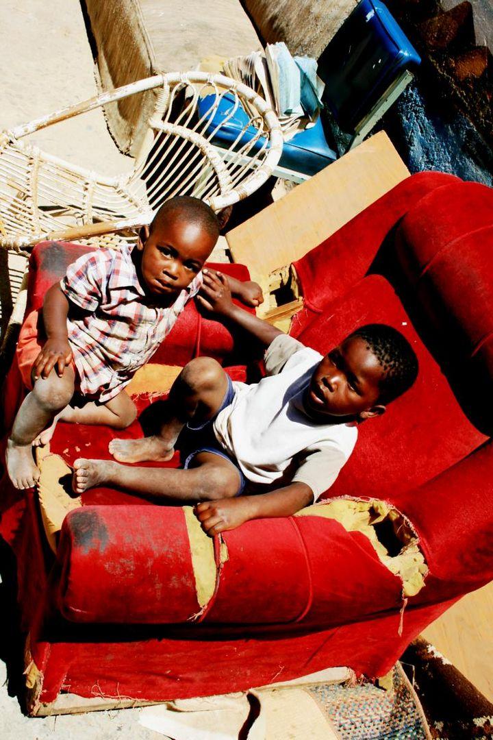 armenviertel in südafrika