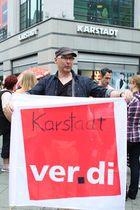"""""""Armes"""" Karstadt"""
