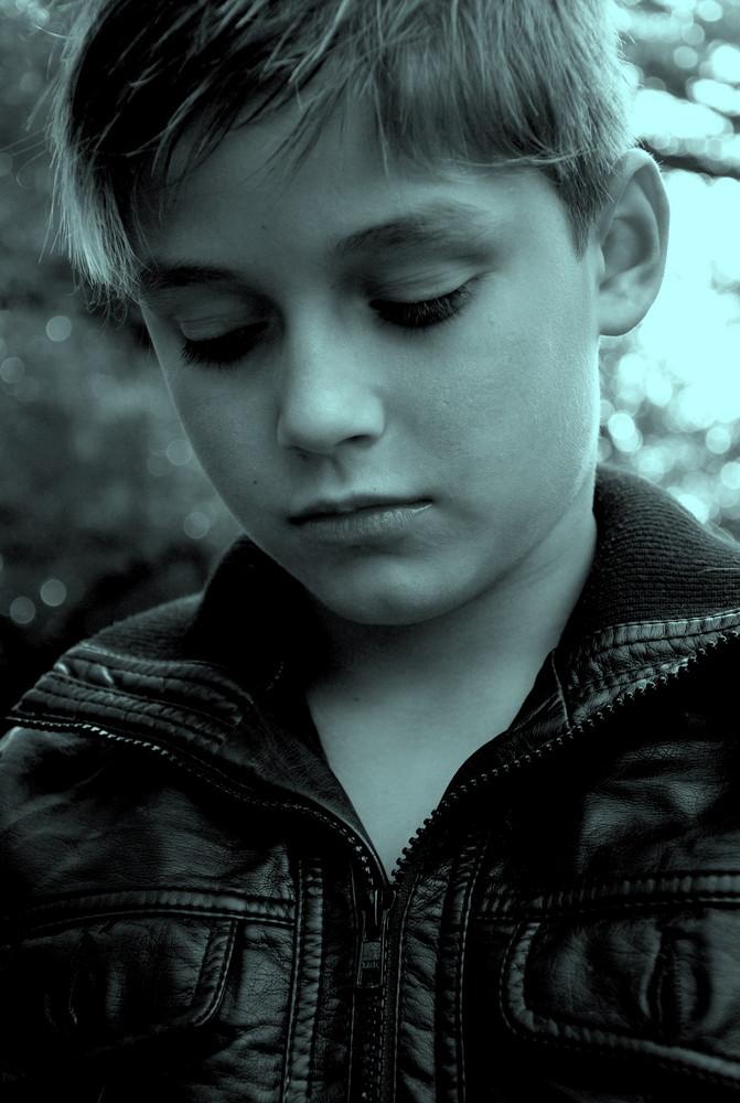 Armes Kind;-)