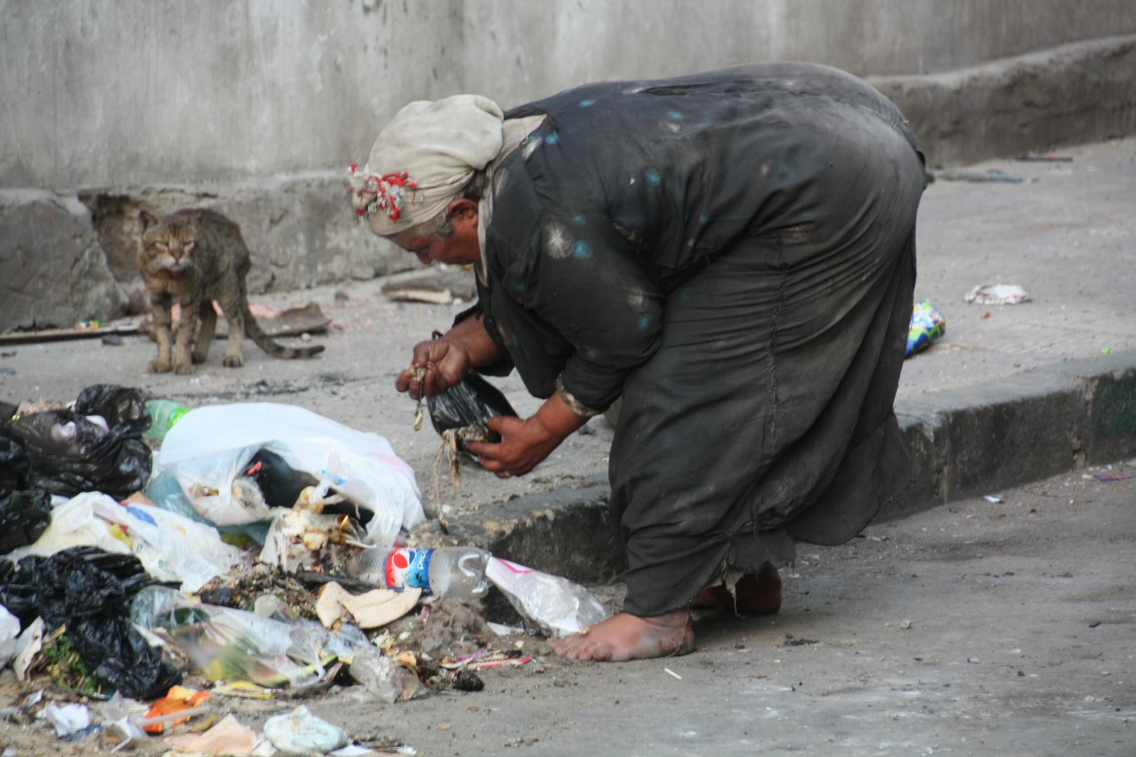 Armut in Ägypten