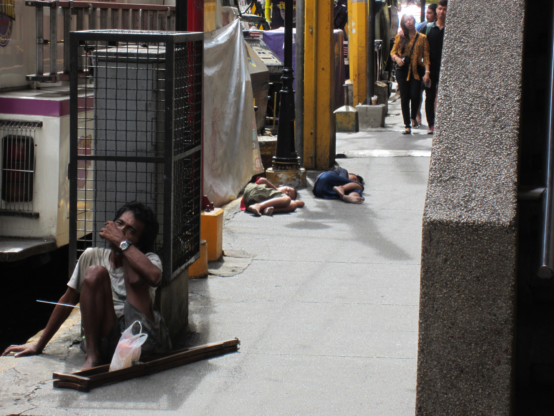 Armut in Manila 1